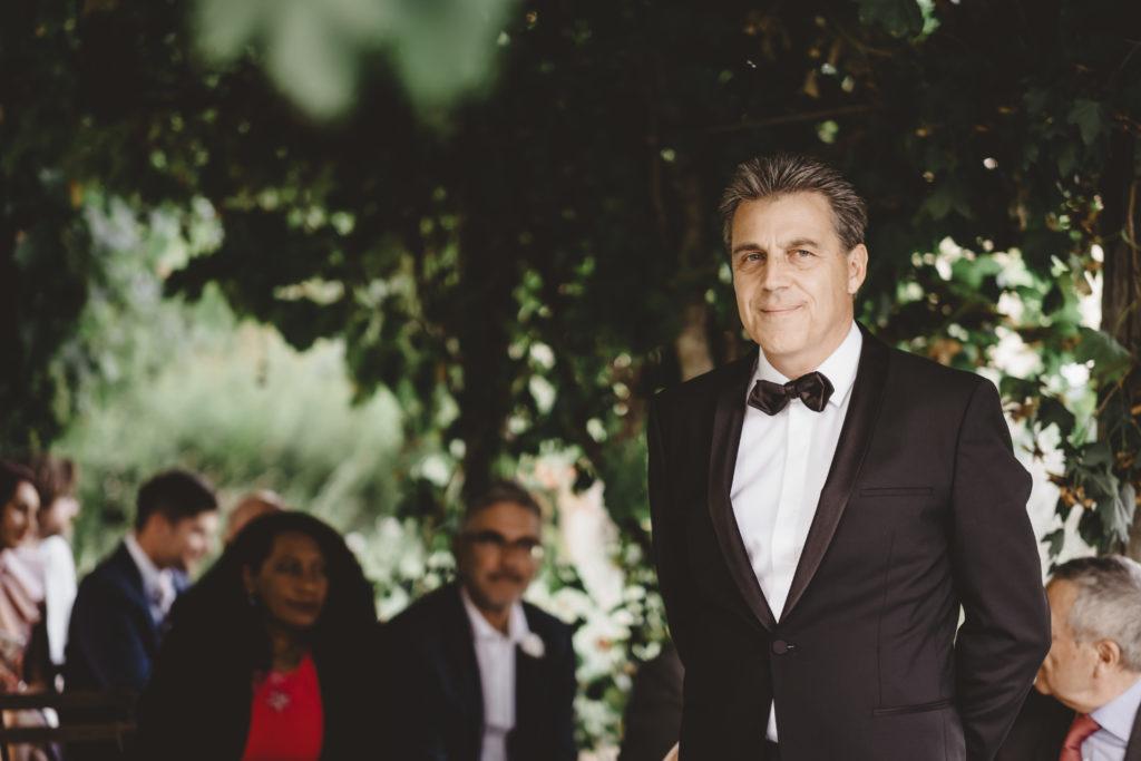 Elegant Groom - Wedding at Borgo Petrognano - Italian Wedding Designer