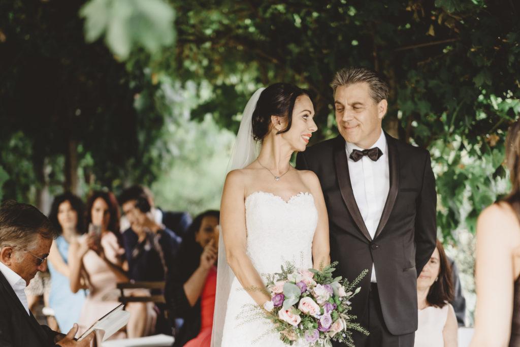 Ceremony - Wedding at Borgo Petrognano - Italian Wedding Designer
