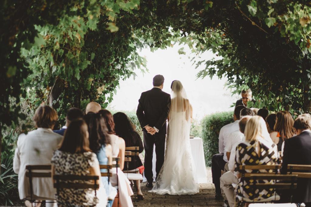 Symbolic Ceremony - Wedding at Borgo Petrognano - Italian Wedding Designer