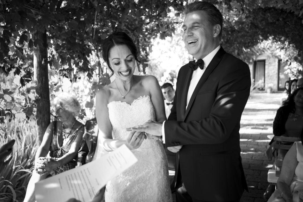 Bastianoni couple Portrait - Wedding at Borgo Petrognano - Italian Wedding Designer