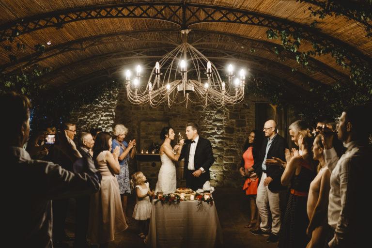 Cake time - Wedding at Borgo Petrognano - Italian Wedding Designer