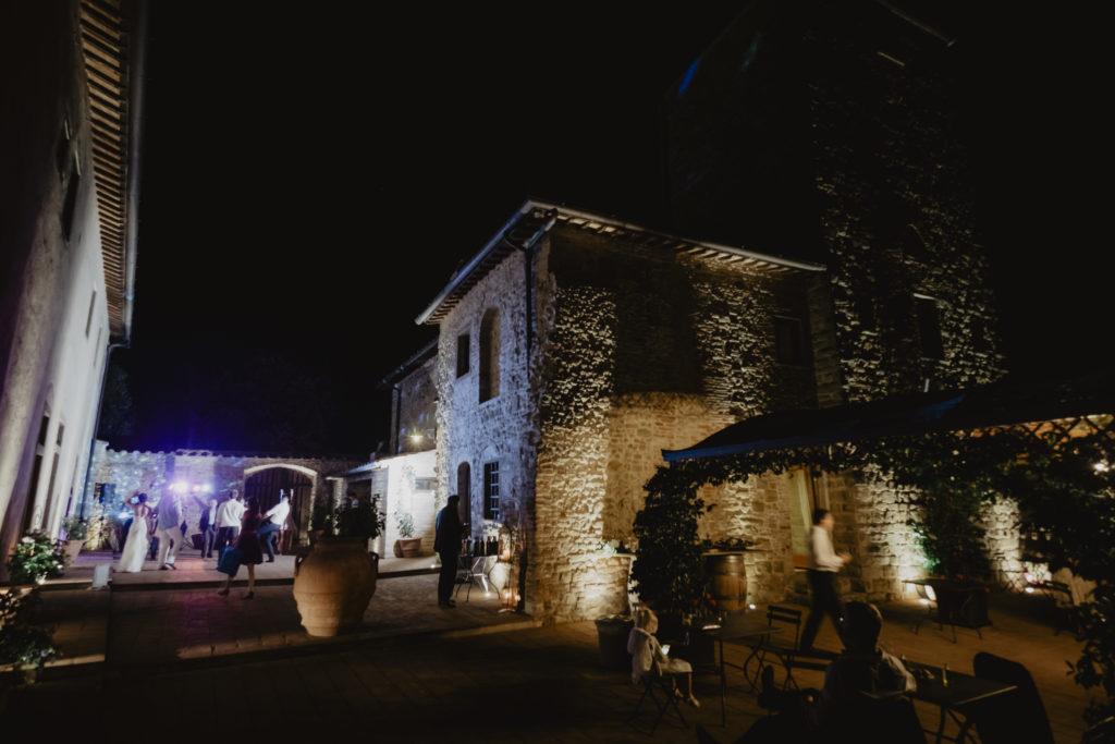 Party at Borgo Petrognano - Wedding at Borgo Petrognano - Italian Wedding Designer