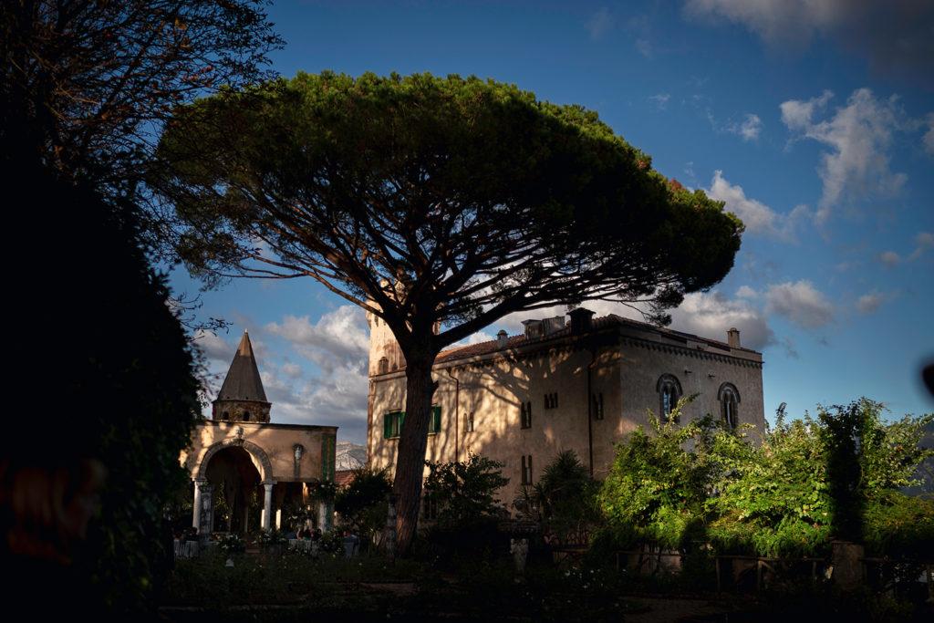 Villa Cimbrone Garden - Wedding at Villa Cimbrone - Italian Wedding Designer