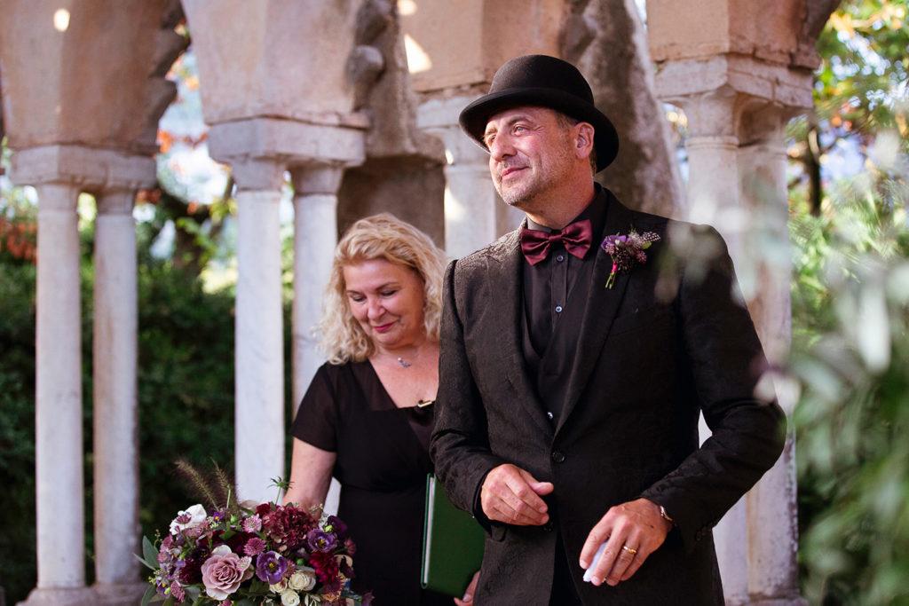 Wedding at Villa Cimbrone - Italian Wedding Designer