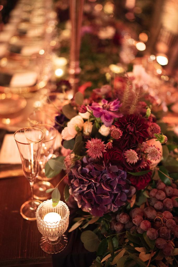 Flower details - Wedding at Villa Cimbrone - Italian Wedding Designer