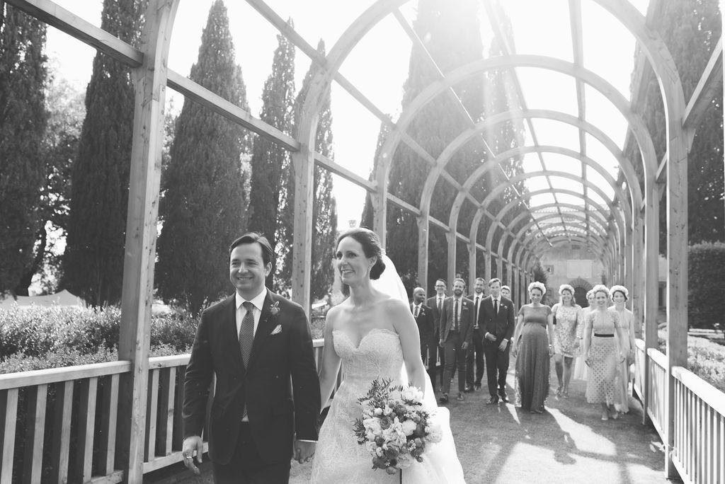 Group photos- Wedding at Villa Vignamaggio - Italian Wedding Designer