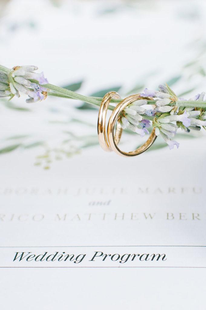 Wedding bans -Wedding at Villa Vignamaggio - Italian Wedding Designer