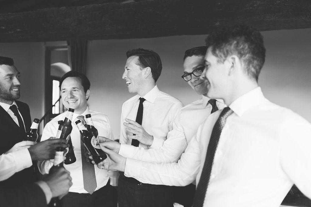 Bestmen - Wedding at Villa Vignamaggio - Italian Wedding Designer