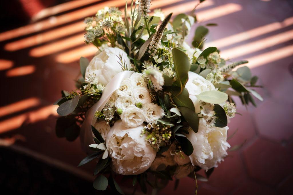 Wedding bouquet - Wedding at Castello di Castagneto - Italian Wedding Designer