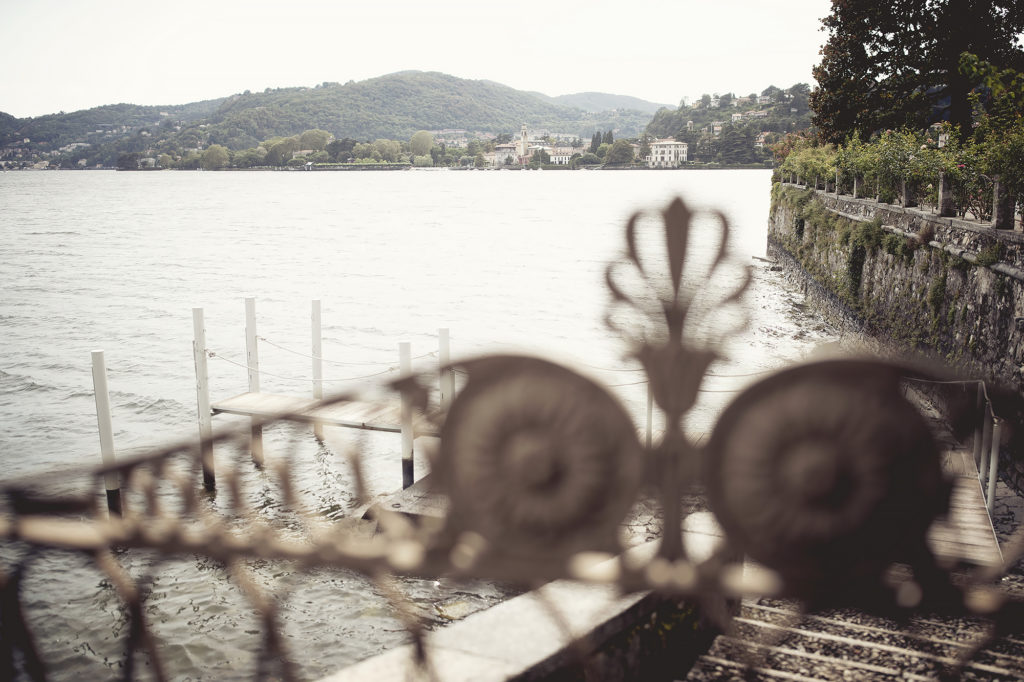 Lake view from Villa Pizzo A Persian Wedding in Italy - Italian Wedding Designer