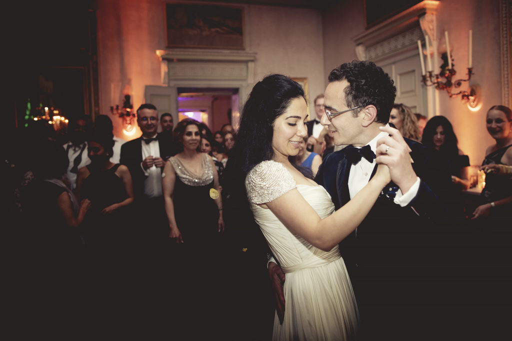 First dance wit Love A Persian Wedding in Italy - Italian Wedding Designer