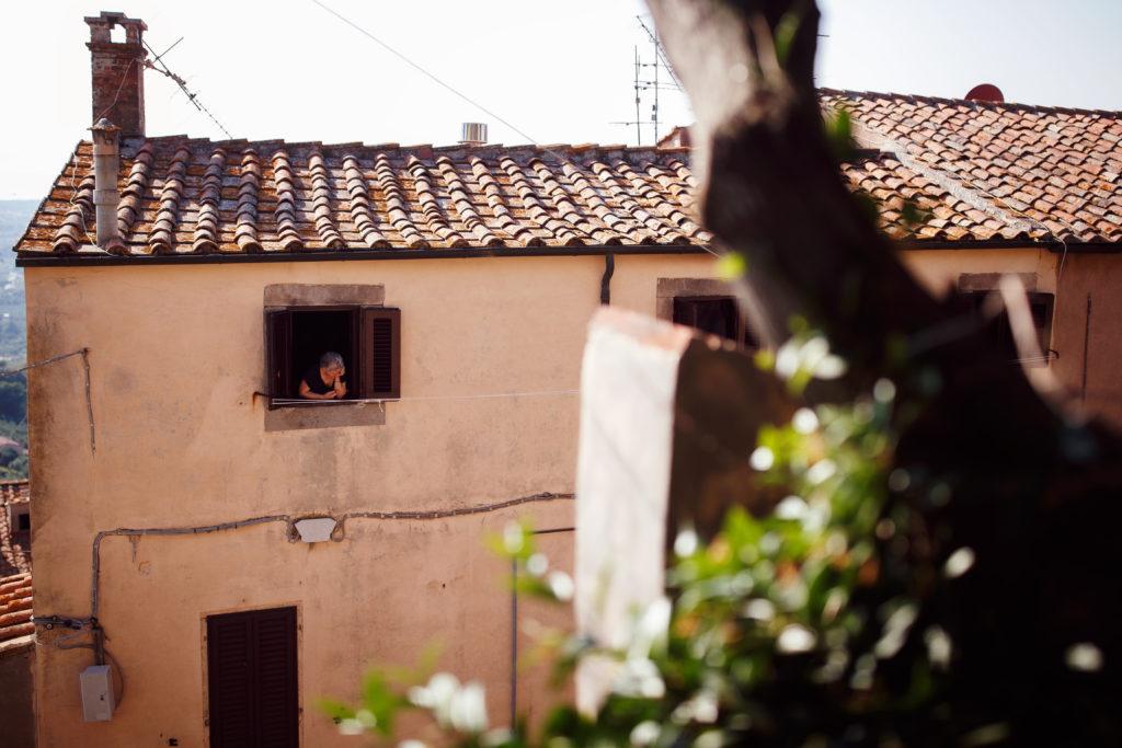 Italian Windows - Wedding at Castello di Castagneto - Italian Wedding Designer