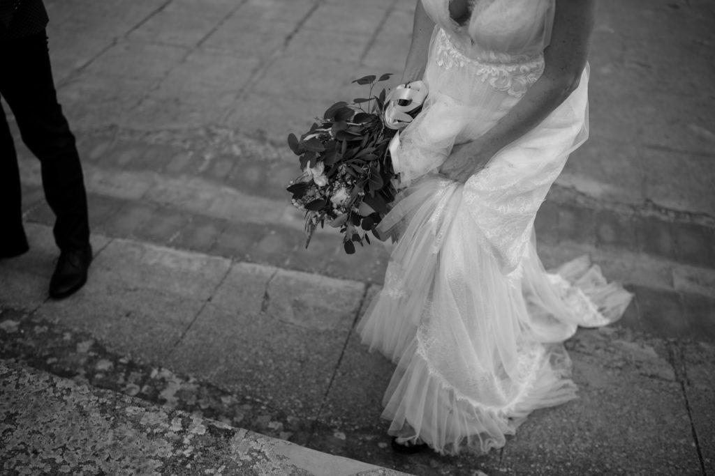 Bride details - Wedding at Castello di Castagneto - Italian Wedding Designer