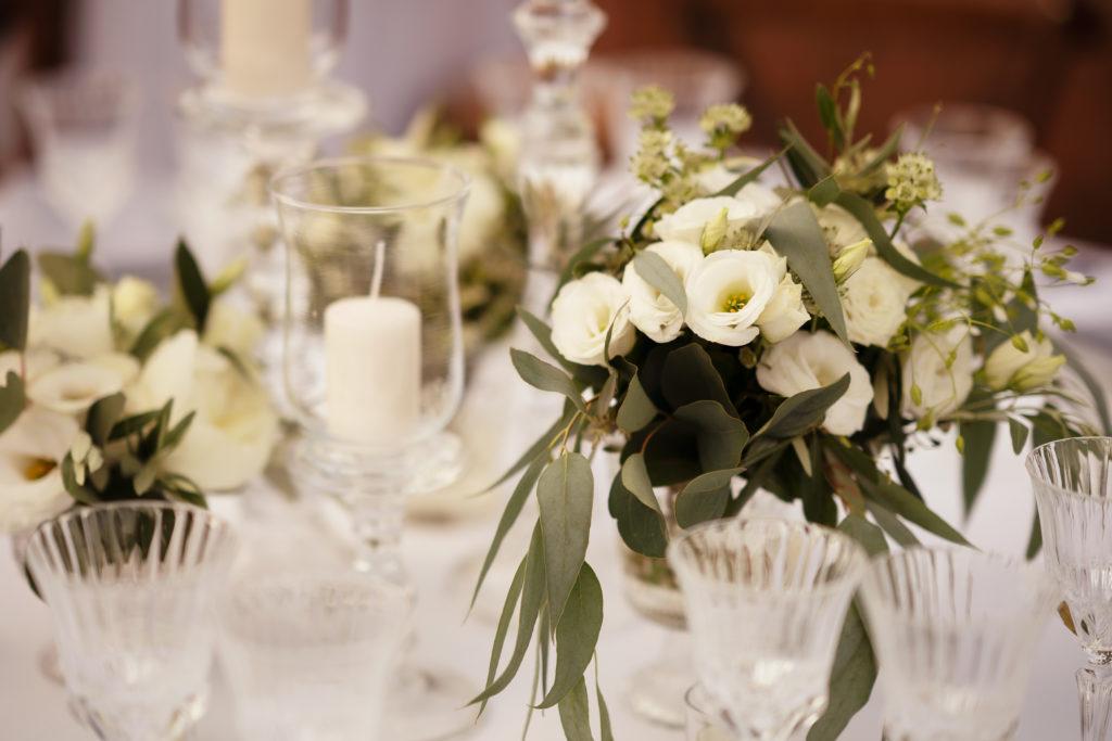 Wedding flowers - Wedding at Castello di Castagneto - Italian Wedding Designer