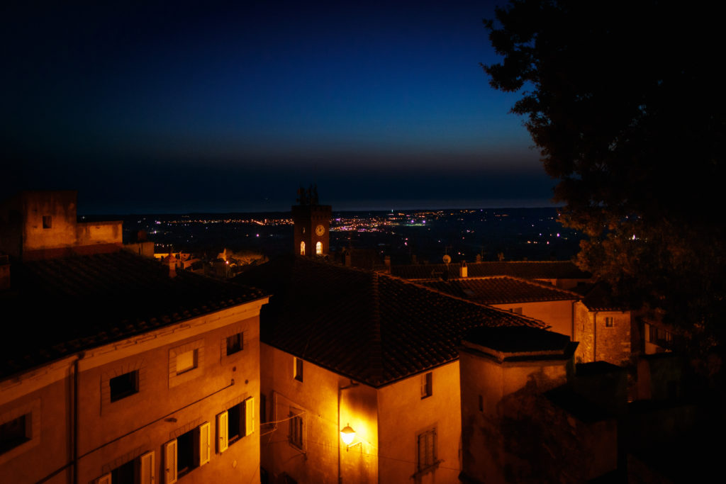Italian nights - Wedding at Castello di Castagneto - Italian Wedding Designer