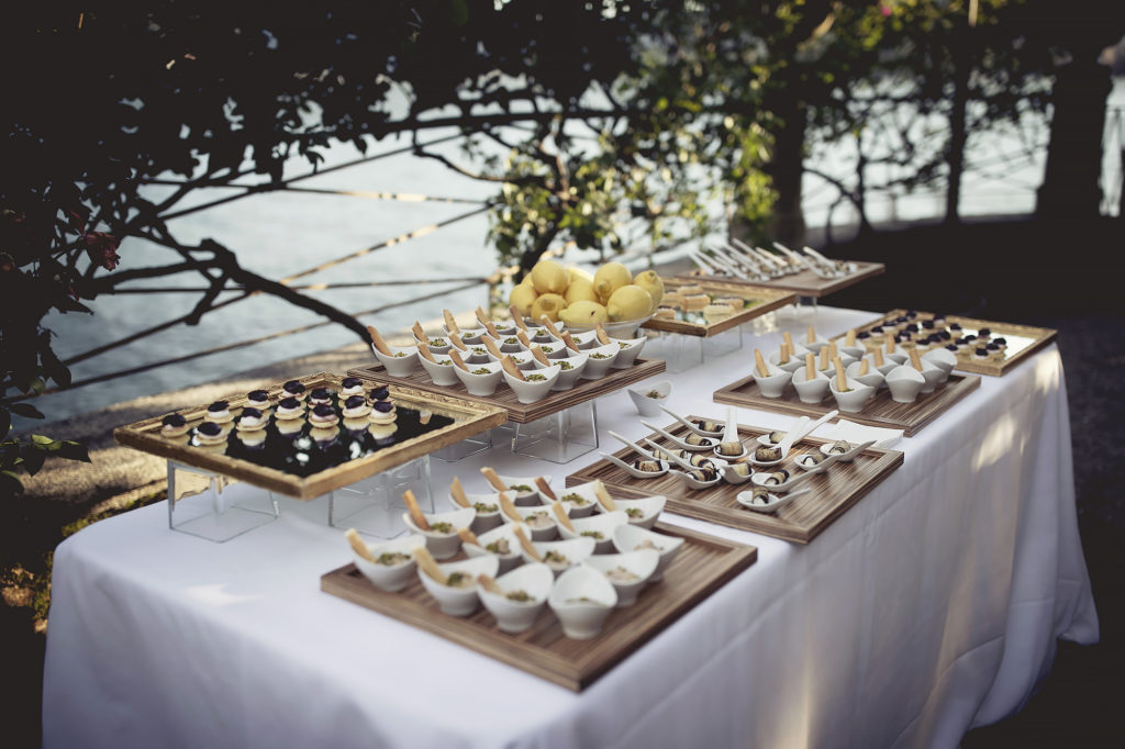 Aperitivo - A Persian Wedding in Italy - Italian Wedding Designer