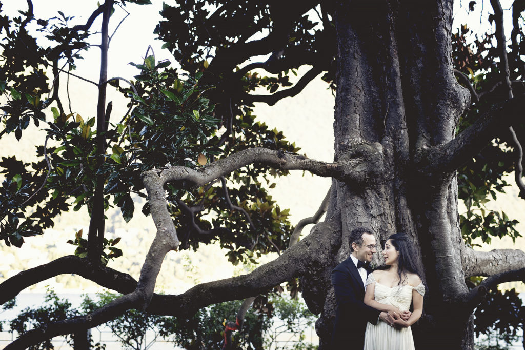 Couple portrait - A Persian Wedding in Italy - Italian Wedding Designer