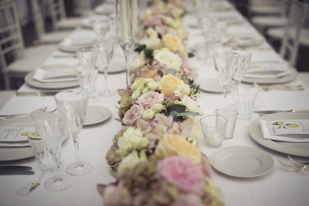 Imperial table - A Persian Wedding in Italy - Italian Wedding Designer