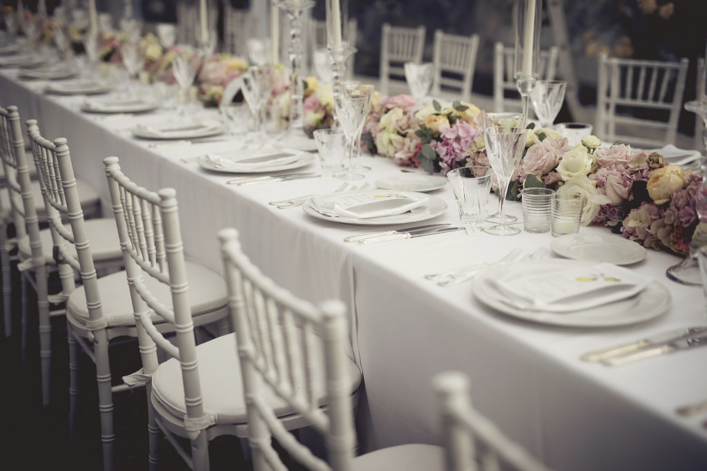 Long table - A Persian Wedding in Italy - Italian Wedding Designer