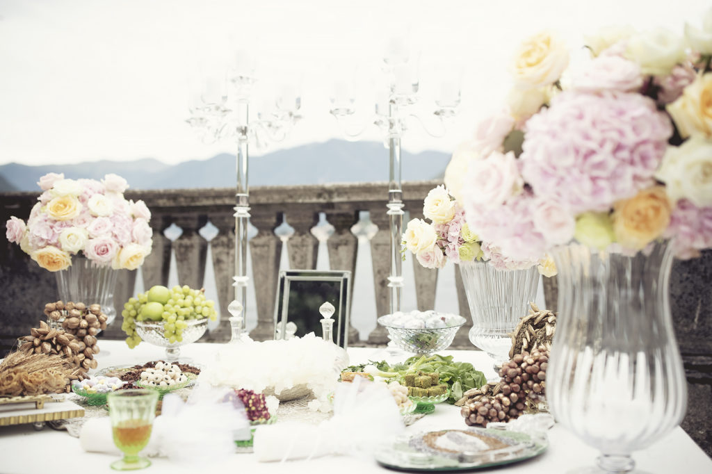 sofreh aghd - A Persian Wedding in Italy - Italian Wedding Designer