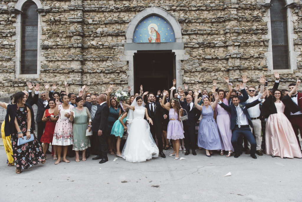 Wedding Group - Wedding at Castello di Meleto - Italian Wedding Designer