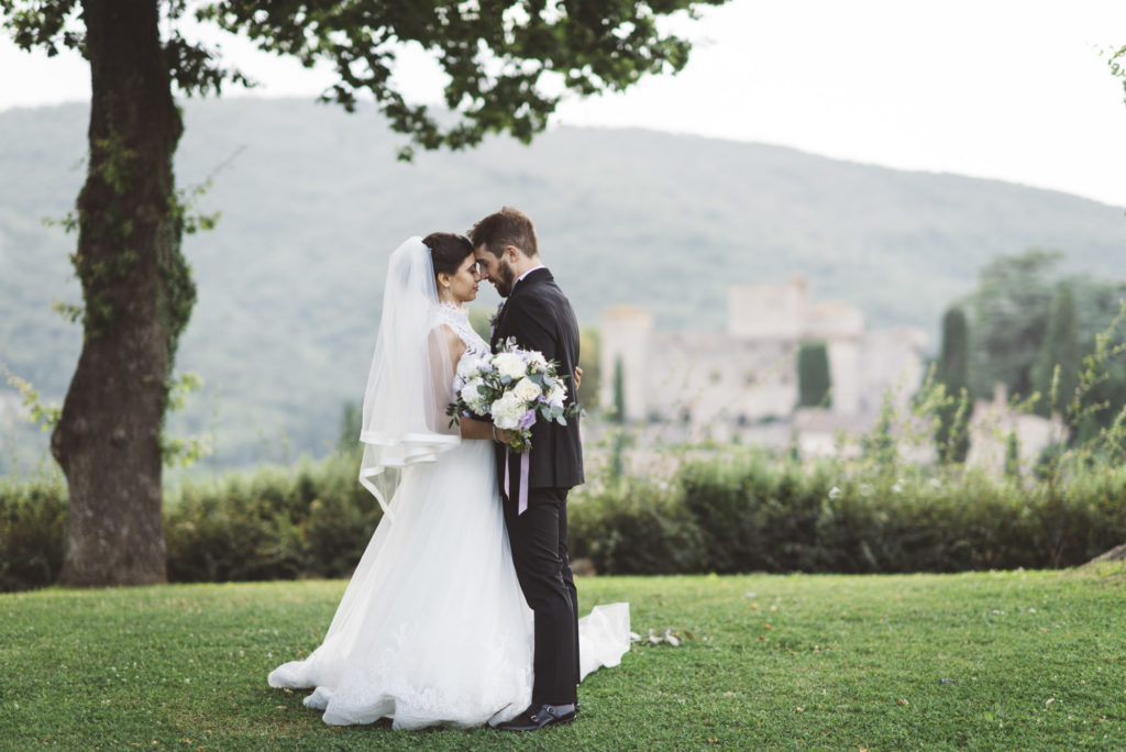 wedding photo - Wedding at Castello di Meleto - Italian Wedding Designer