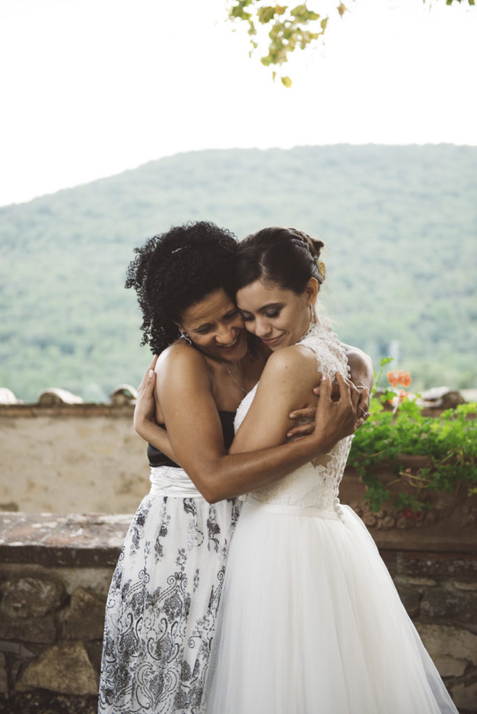 Sweet Bride - Wedding at Castello di Meleto - Italian Wedding Designer