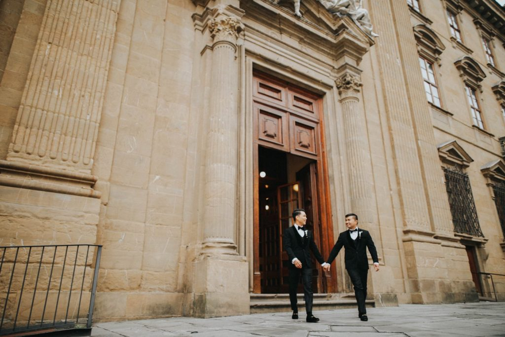 Gay Marriage - Same-Sex Wedding in Italy - Italian Wedding Designer