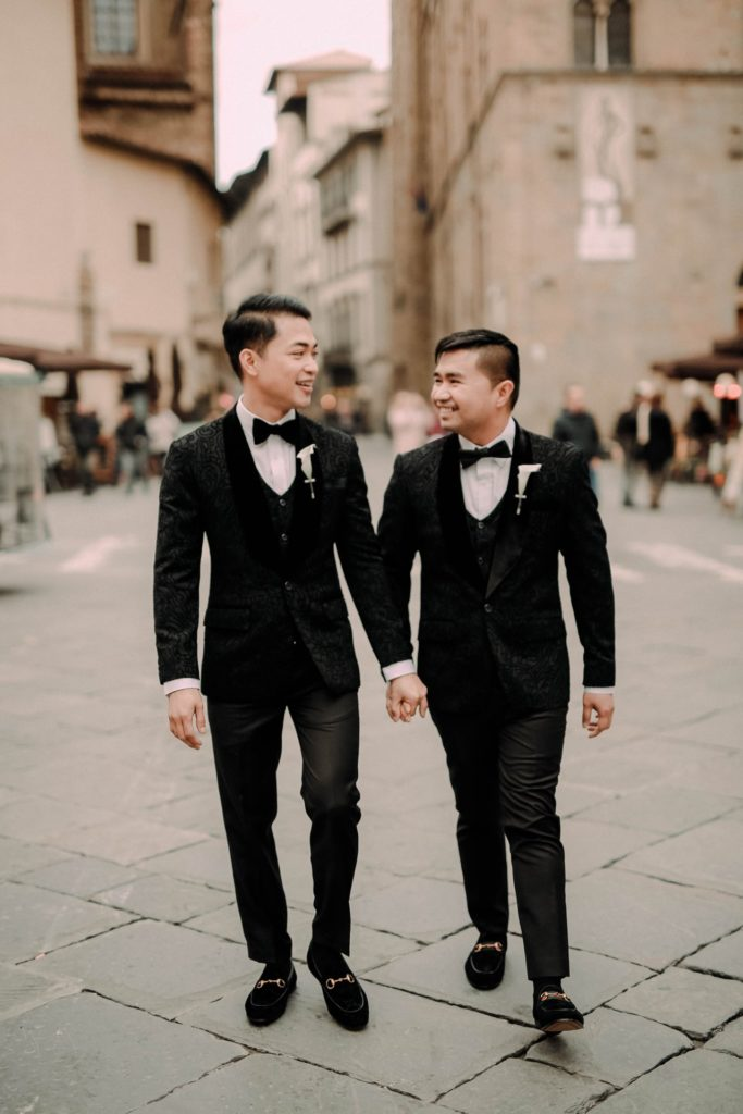 Gay pride - Same-Sex Wedding in Italy - Italian Wedding Designer