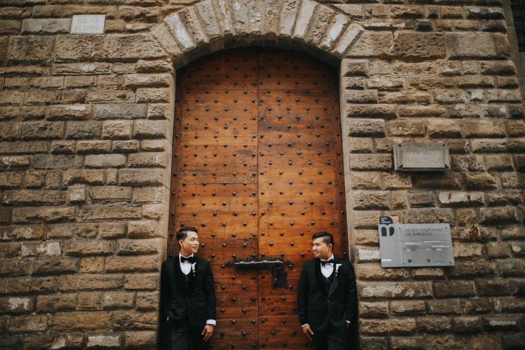 Rainbow Family Same-Sex Wedding in Italy - Italian Wedding Designer