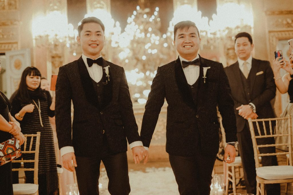Love Wins Same-Sex Wedding in Italy - Italian Wedding Designer