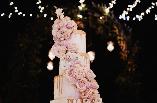 American Wedding Cake - Italian Wedding Designer