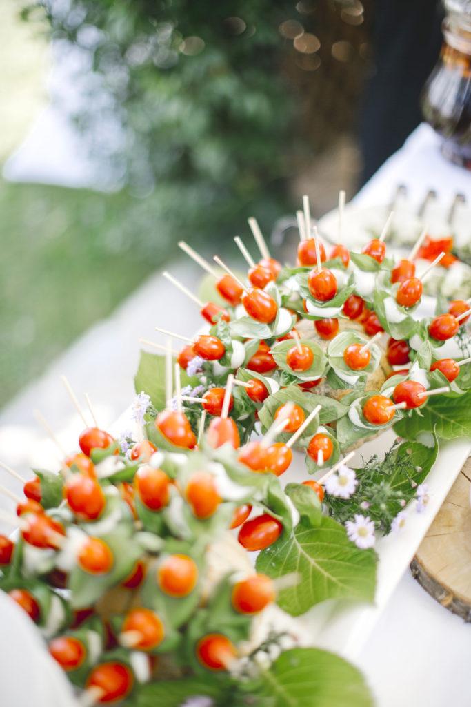 Slow food - Organic food for a Sustainable wedding in Italy - Italian Wedding Designer