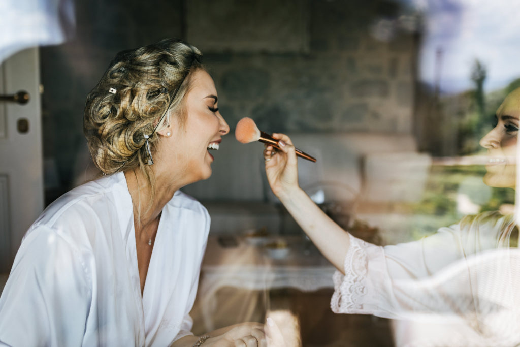How to get ready for your big day - wedding beauty tips - Italian Wedding Designer