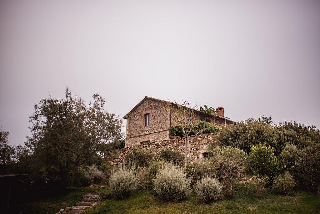Sustainable Wedding Venue in Tuscany - Italian Wedding Designer