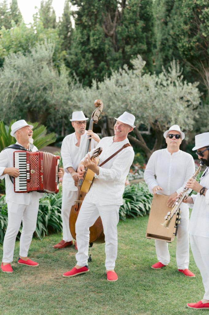 Tips to choose your wedding music - Italian Wedding Designer